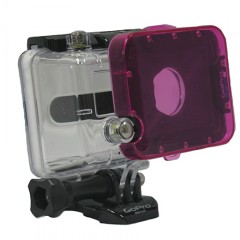 Magenta filter Hero 2 240x240 Polar Pro Hero5 / Hero6 Magenta Filter Super Suit