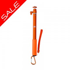 Xsories Big Ushot Verlengstok Oranje 22-95cm