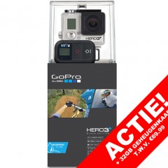 black plus actie 240x240 GoPro Hero 3+ Black edition