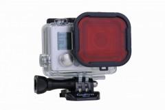 Polar Pro Aqua RED Filter Hero3+ & Hero4
