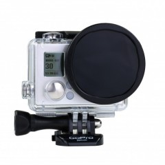 Hero3+ polarizer filter 240x240 Polar Pro Hero5 / Hero6 Magenta Filter Super Suit