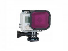Polar Pro Aqua Magenta Filter Hero3+ & Hero4