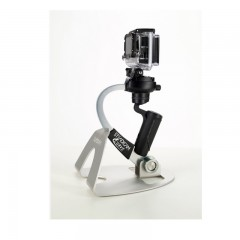 Steadicam Curved Silver 240x240 CamOne Gravity Sports 3D Gimball