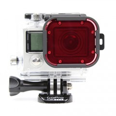 GoPro Snorkel Filter Hero4 Dive Housing 500x500 240x240 Polar Pro Hero, Hero5/6 Magenta Filter Super Suit