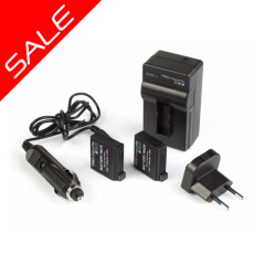 Pro Mounts Battery SALE 240x240 GoPro Dual Battery Charger + Battery Hero5 / 6 / 7