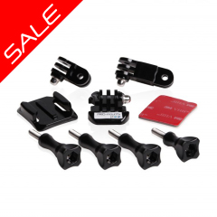 Side Mount SALE 240x240 PRO mounts Replacement Battery Kit Hero 5 / 6 / 7