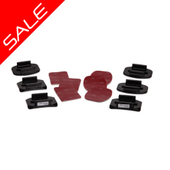 flat and curved SALE 240x240 PRO mounts Replacement Battery Kit Hero 5 / 6 / 7