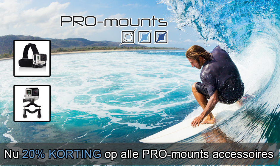 pro-mounts korting summer