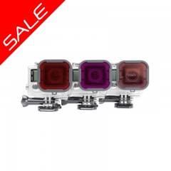Underwater SALE 240x240 Polar Pro Hero, Hero5/6 Magenta Filter Super Suit