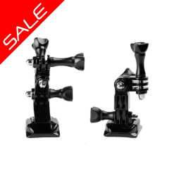 PRO-mounts Front + Side Mount