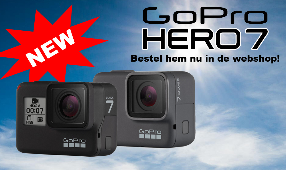 GOPRO HERO7 NEW