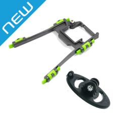 1 Voordeelpack 240x240 GoPro Hero8 Rollcage Replacement Glass